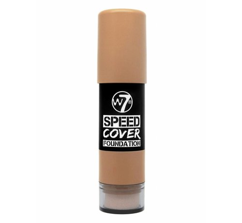 W7 Make-Up Speed Cover Foundation - Copper