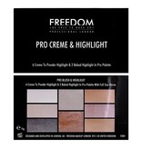 Freedom Makeup Pro Highlight Palette