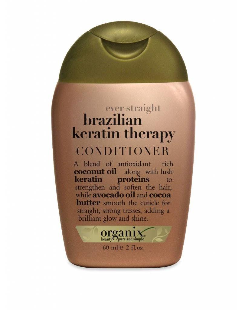 OGX (Organix) Travel Size Brazilian Keratin Conditioner 60 ml