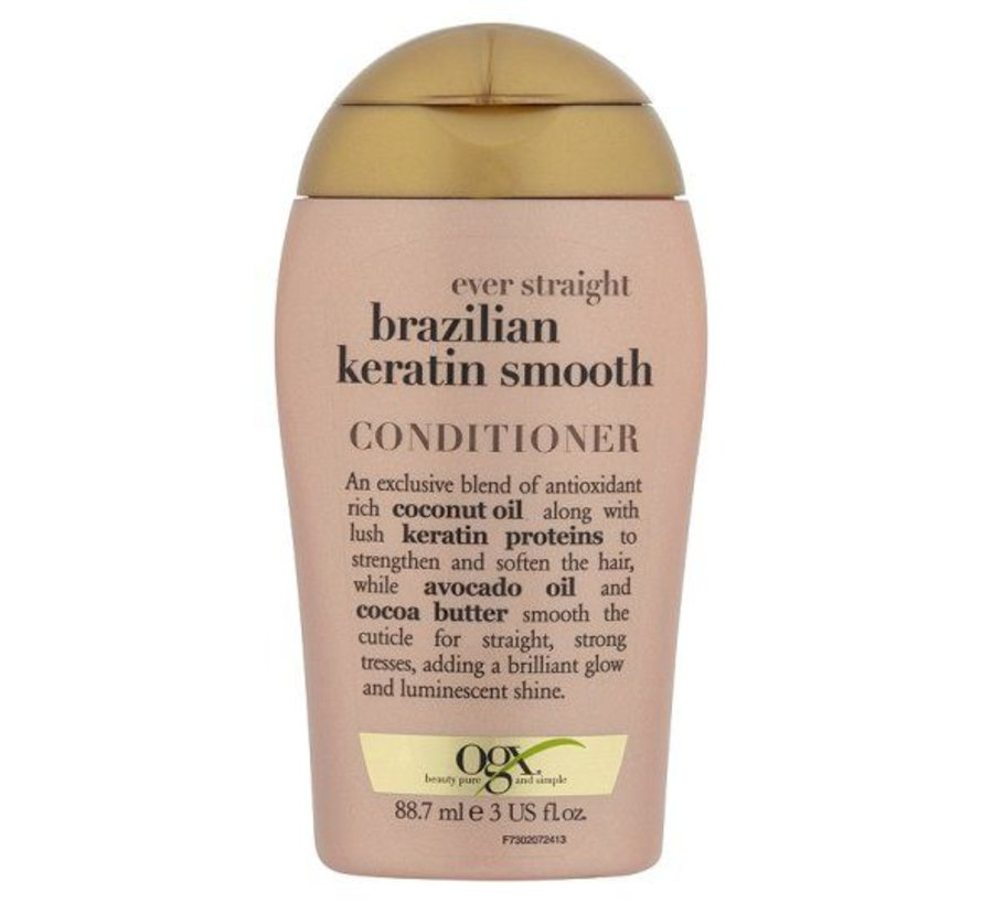 Travel Size Brazilian Smooth Conditioner