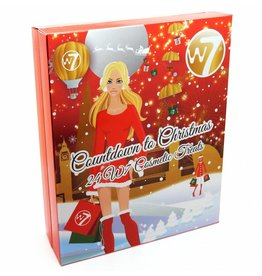 W7 Make-Up Countdown To Christmas Advent Calendar