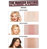 theBalm The Manizer Sisters - Highlighters