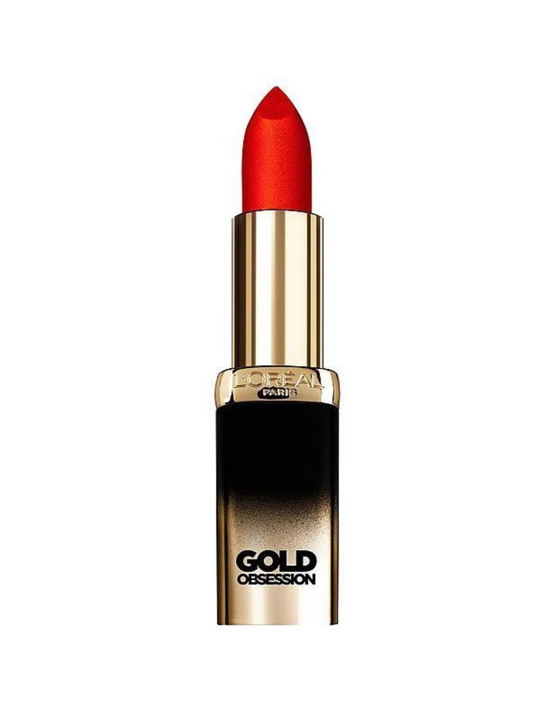 L'Oréal Color Riche Gold Obsession - Rouge Gold