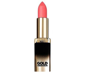 L'Oréal Color Riche Gold Obsession - Pink Gold