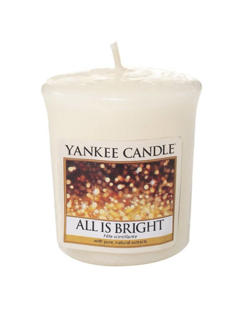 Yankee Candle All Is Bright - Votive