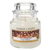 Yankee Candle All Is Bright - Small Jar