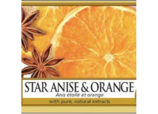 Star Anise & Orange