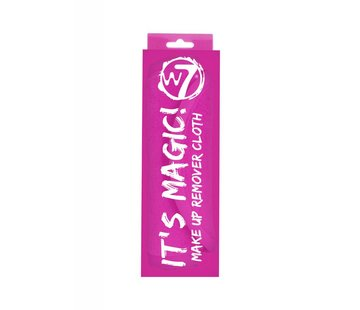 W7 Make-Up Makeup Remover Cloth