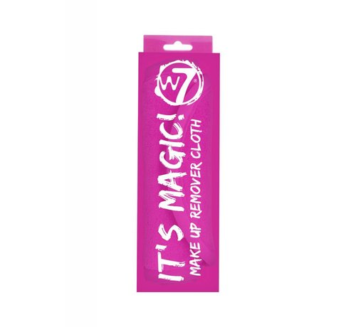 W7 Make-Up Makeup Remover Cloth