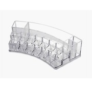 Technic Curved Make-up Organizer