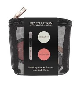 Makeup Revolution Handbag #Hacks - Strobe, Light & Cheek