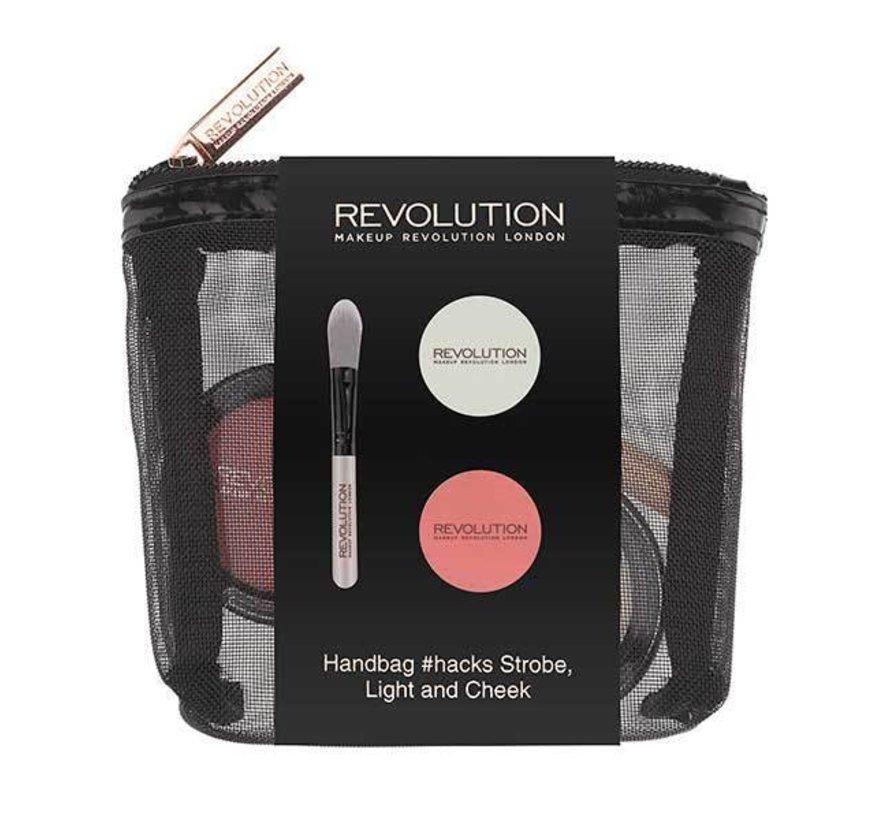 Handbag #Hacks - Strobe, Light & Cheek