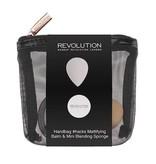 Makeup Revolution Handbag #Hacks - Matte Balm & Mini Blender