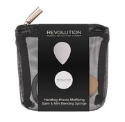 Makeup Revolution Handbag #Hacks - Matte Balm & Mini Blender