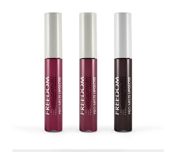 Freedom Makeup Pro Melts Vamp Collection