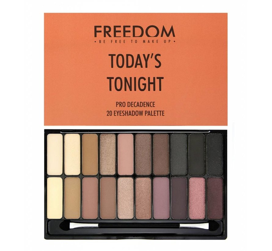 Pro Decadence Palette Today's Tonight