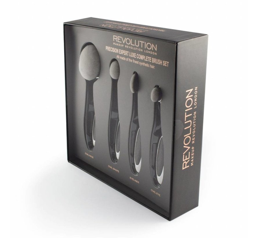 Precision Expert Luxe Complete Brush Set