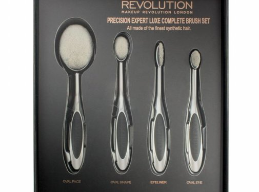 Makeup Revolution Precision Expert Luxe Complete Brush Set