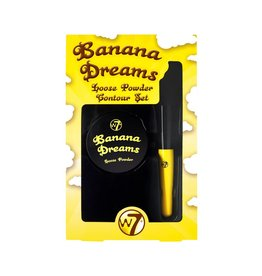 W7 Make-Up Banana Dreams Powder Set