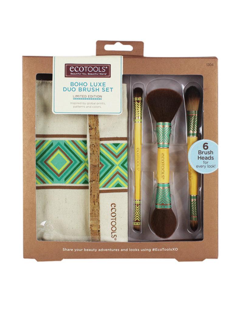 EcoTools Boho Luxe Duo Brush Set