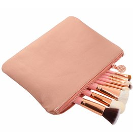 Brush Set 8 Piece Rose Gold