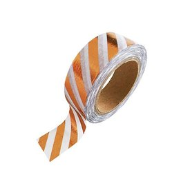 Stationery Masking Tape - Koper Stripe
