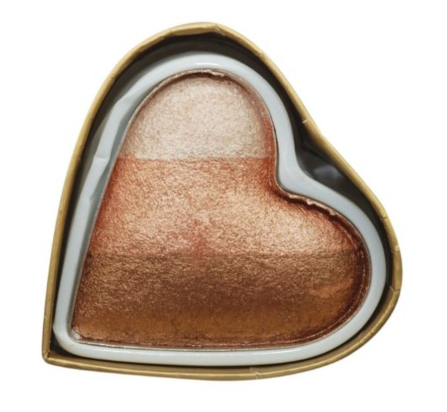 Baked Hearts - Bronzer