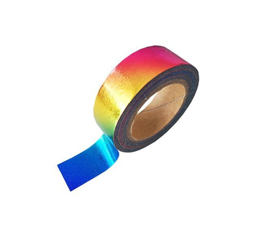 Stationery Masking Tape - Rainbow