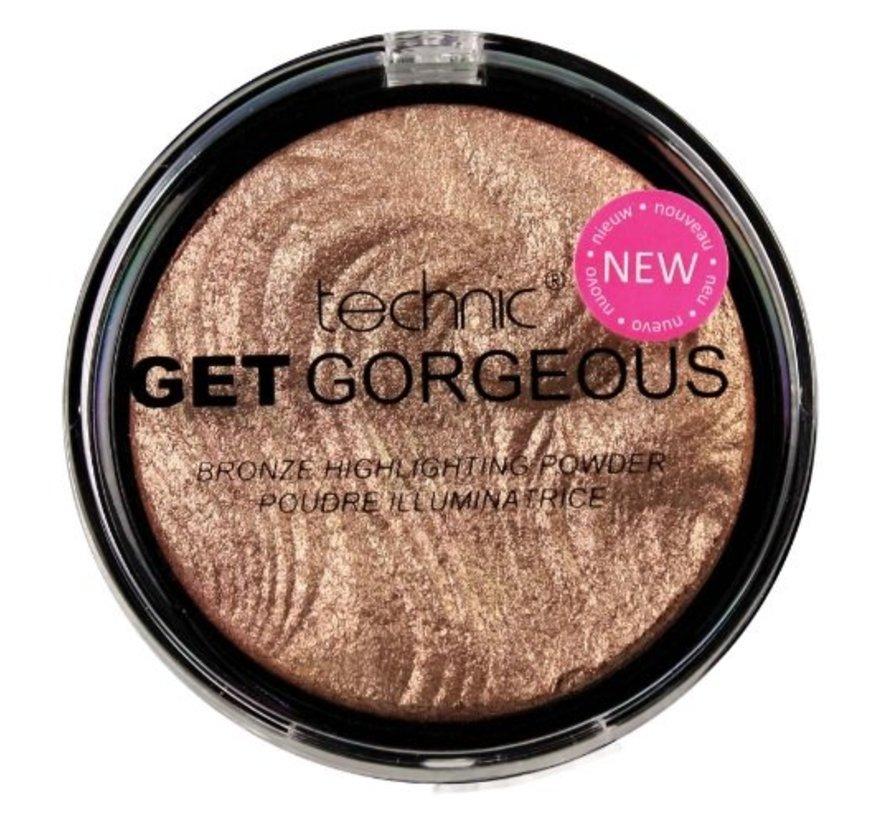 Get Gorgeous Highlighter - Bronze