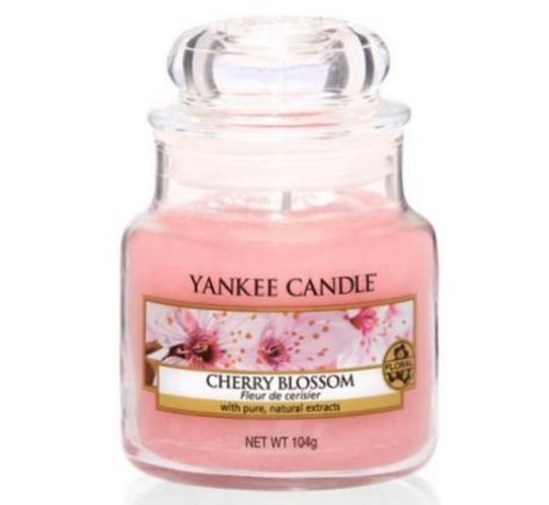 Yankee Candle Cherry Blossom - Small Jar