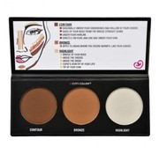 City Color Cosmetics Contour Palette