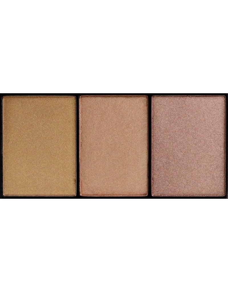 City Color Cosmetics Highlight Trio Palette