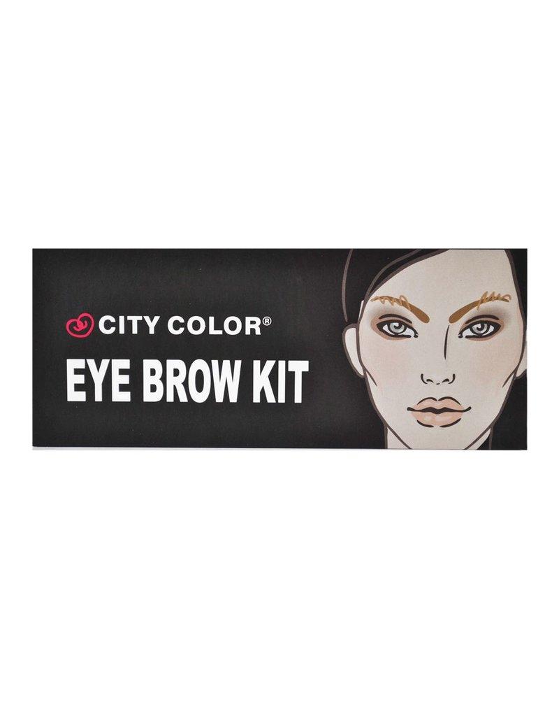 City Color Cosmetics Eye Brow Kit