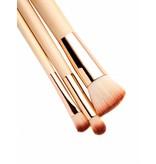 Bamboo Brush Set - Rose Metallic