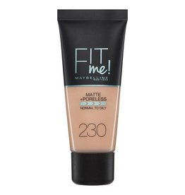 Maybelline Fit Me Foundation - Natural Buff 230