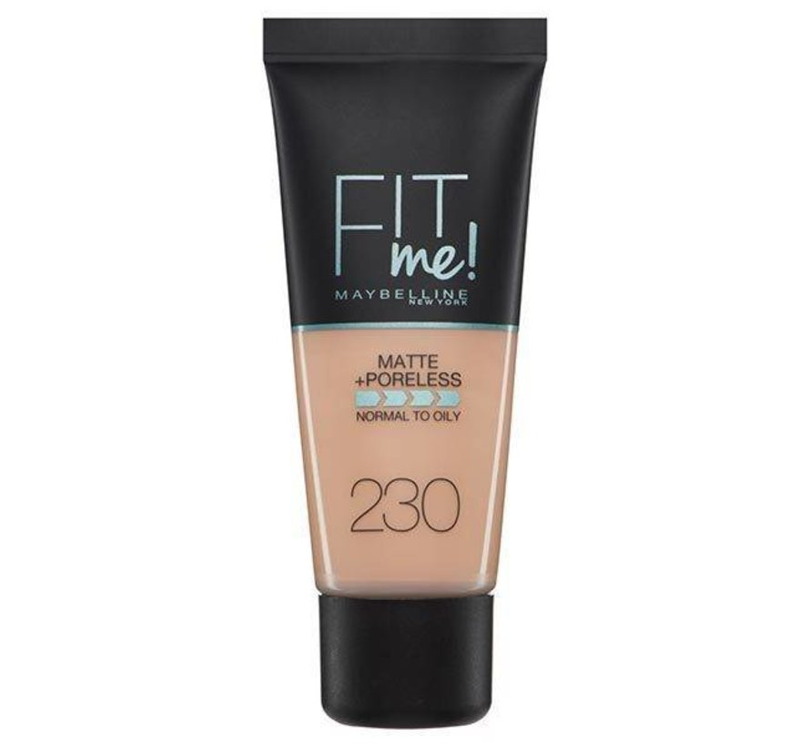 Fit Me Foundation - Natural Buff 230