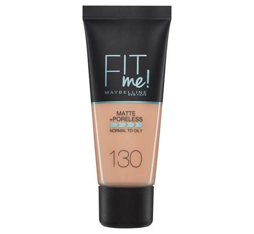 Fit Me Foundation - Buff Beige 130