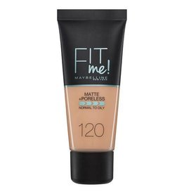 Maybelline Fit Me Foundation - Classic Ivory 120