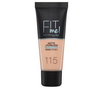 Maybelline Fit Me Foundation - Ivory 115
