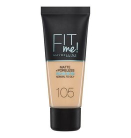 Maybelline Fit Me Foundation - Natural Ivory 105