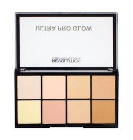 Makeup Revolution Ultra Pro Glow Palette