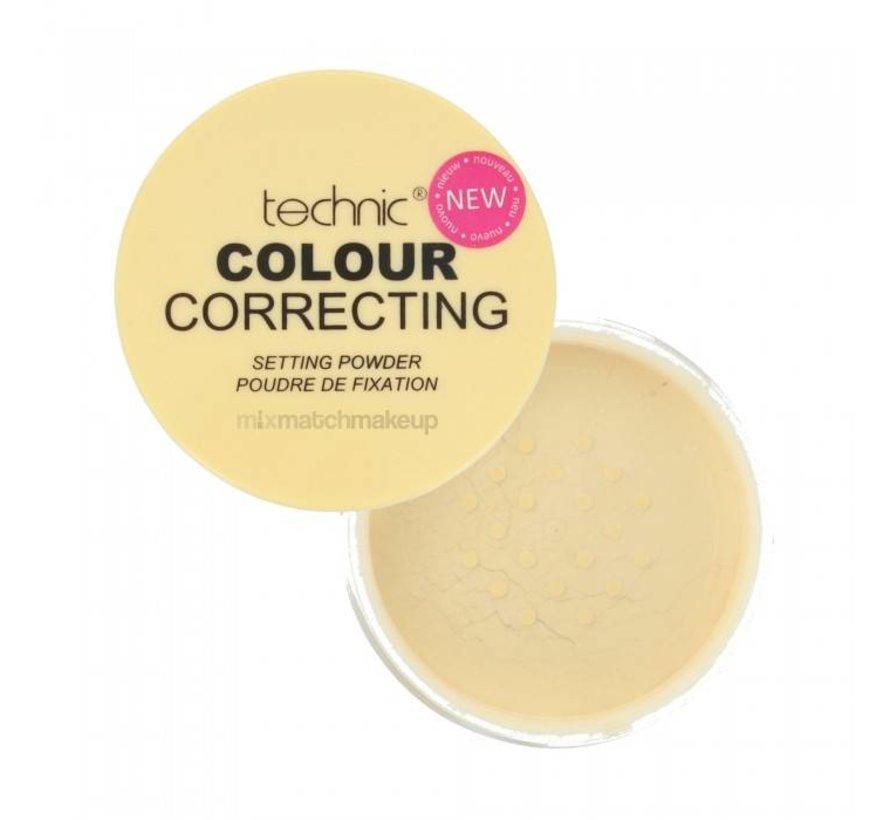 Colour Correcting Setting Powder