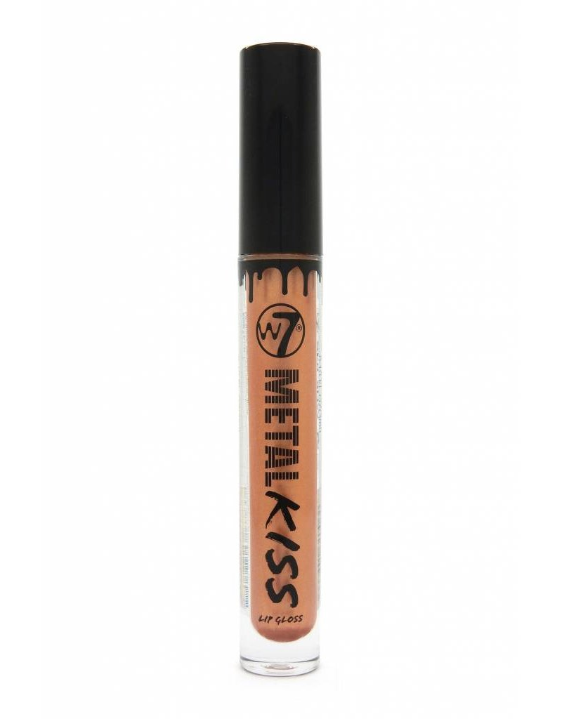 W7 Make-Up Metal Kiss Lip Gloss - Banshee