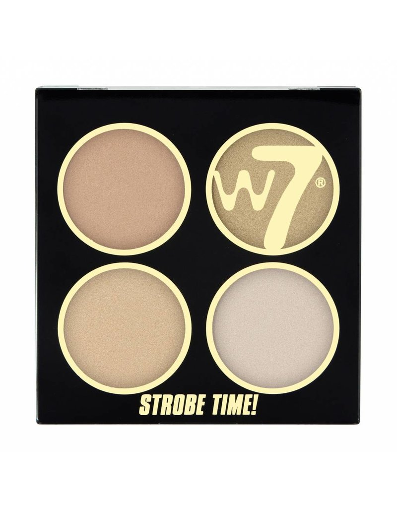 W7 Make-Up Strobe Time! - It's Glow Time