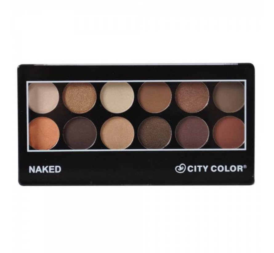 Eyeshadow Palette - Naked