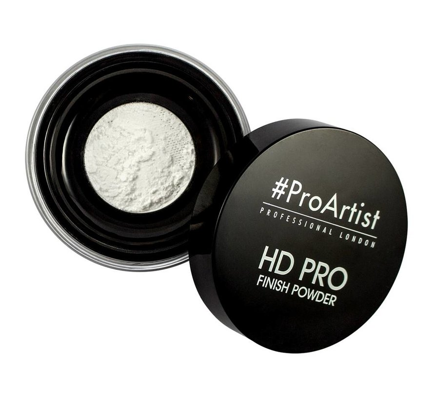 HD Pro Finish Translucent - Loose