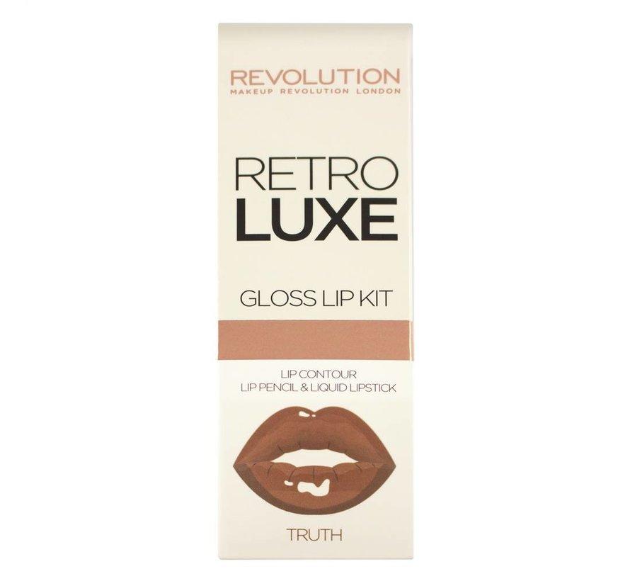 Retro Luxe Kits Gloss - Truth