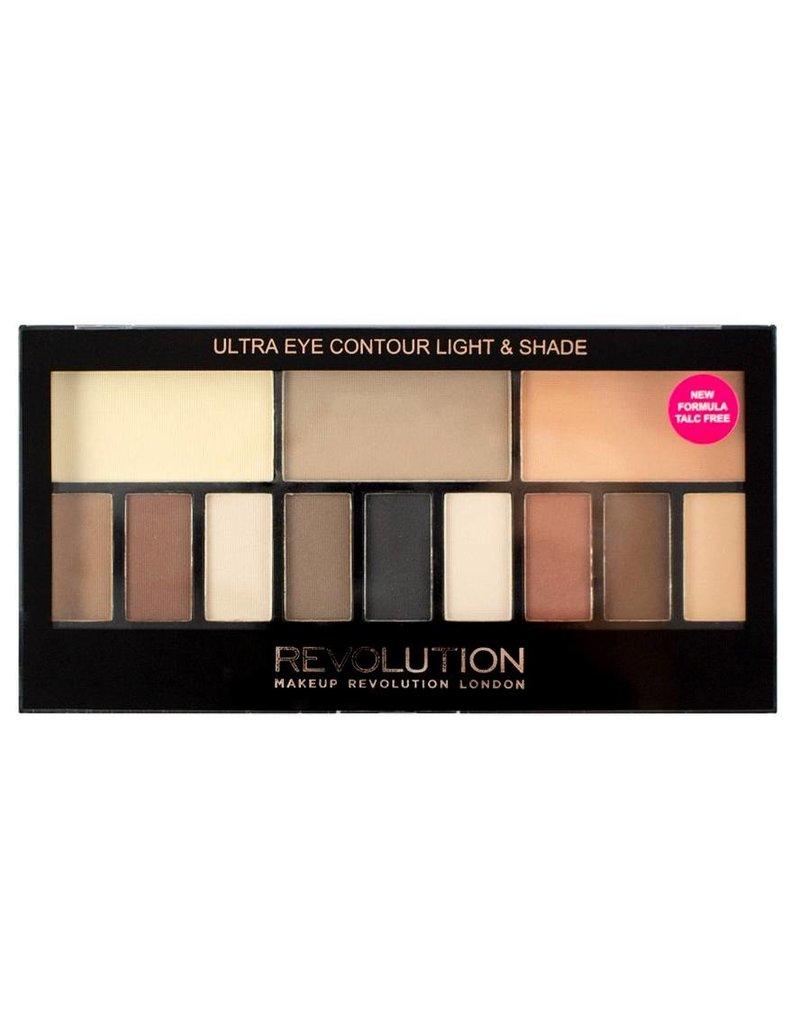 Makeup Revolution Ultra Eye Contour Light & Shade Palette