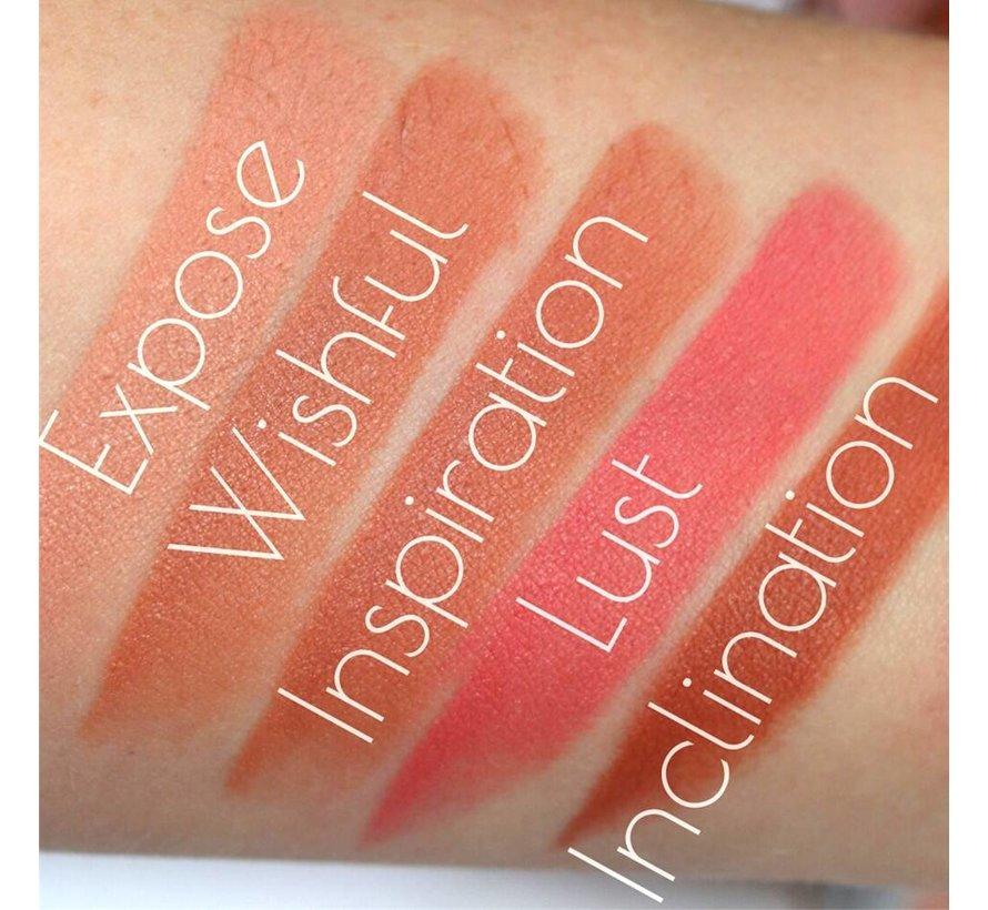 Iconic Matte Nude Revolution Lipstick - Lust
