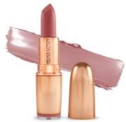 Makeup Revolution Iconic Matte Nude Revolution Lipstick - Lust